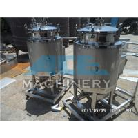 Buy cheap Reliable Quality Mobile Liquid Storage Tank(Ointment,Cream,Lotion) from wholesalers