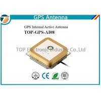 Buy cheap High Performance High Gain GPS Antenna For Cell Phone TOP-GPS-AI08 product