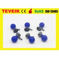 Buy cheap Medical Device Accessories Placing ECG Electrodes , ECG Suction Cups from wholesalers