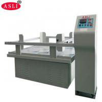 Buy cheap Carton / Package Lab Transport Vibration Test Equipment , Simulation Vibration Test Shaker Table from wholesalers