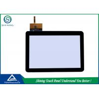 Buy cheap Glass Film  Car Touch Panel Overlay Touchscreens , PCAP Touch Screen product