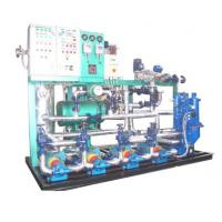 Buy cheap Fuel Oil Supply and Booster Module from wholesalers