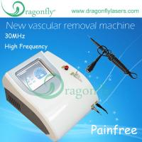 Buy cheap Painless fast effect Dragonfly lasers RBS spider vein removal machine from wholesalers