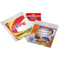 Buy cheap Zip Lock Three Side Seal Pouch Printed Aluminium Foil For Pet Food from wholesalers