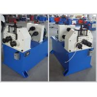 Buy cheap GY40 Big Radius Pipe Roller Bender , High Speed Flat Bar Roller Machine from wholesalers