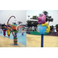 Buy cheap Kids and Adults Aqua Park Equipment Teapot Water Spray for Summer Entertainment from wholesalers