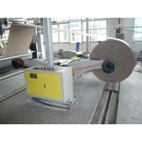 Buy cheap Single face corrugated cardboard machine from wholesalers