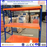 Buy cheap Medium Duty Long Spane Racking, Steel Panel Racking for Storage System from wholesalers