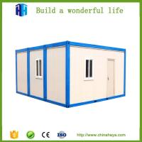 Buy cheap Low Cost Prefab Mobile Sandwich Panel Container House Chinese Manufacturer from wholesalers