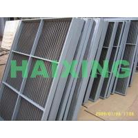 Buy cheap wedge wire panel screen from wholesalers