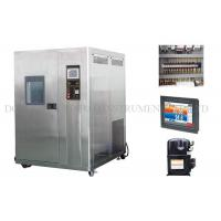 Buy cheap Customized Walk In Climatic Chamber Precise Temperature Control With Sliding Doors from wholesalers