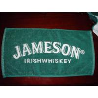 Buy cheap ctton yarn dyed jacquard bar towels from wholesalers