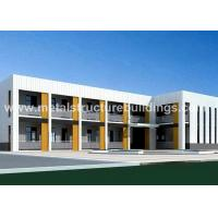 Buy cheap Shop Metal Structure Buildings , 40x40 Steel Building With Graceful Appearance from wholesalers