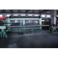 Galvanized Wire Netting Gabion Mesh Machine For Chemical Engineering Industry