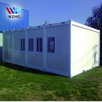 Buy cheap Hot Sale Custom Design Smart Mobile Prefab Container Home from wholesalers