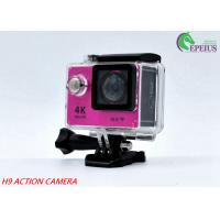 """170 Degree Sports Cam Hd Action Camera H9 WiFi With 2.0"""" Screen SPCA 6350"""