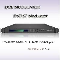 Buy cheap Satellite TV DVB-S2 Modulator L Band 950~2150MHz QPSK 8PSK 16APSK 32APSK Modulation from wholesalers