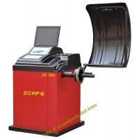 Buy cheap Automatic wheel balance machine with LCD and CE SB-084 from wholesalers