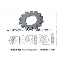 Buy cheap Gear Milling Cutter from wholesalers