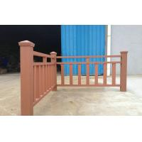 Buy cheap Anti - oxidation Cedar WPC Fence Panels , WPC Outdoor Railing Board from wholesalers