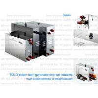 Buy cheap 9kw Automatic Steam Bath Generator 400v with 3 phase for steam bath product