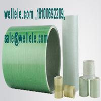 Buy cheap FILAMENT WOUND tubing, FILAMENT winding tubes , glass epoxy filament wound tube composites 200C  epoxy fiberglass cloth from wholesalers
