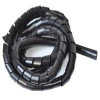 Buy cheap Rosh high intensity Fire - Resistant  Insulation spiral wrapping band plastic cable band product