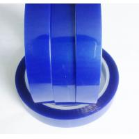 Buy cheap 650mm Width Jumbo Roll Polyester Silicone Tape  0.070mm Thickness 180 Heat Resistant from wholesalers