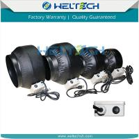 Buy cheap Centrifugal Inline Duct Fan for Hydroponics Diameter 20cm - 2515m3/h from wholesalers
