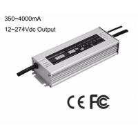 Buy cheap White Color Constant Current Waterproof Led Driver Ip67 OEM / ODM Available product