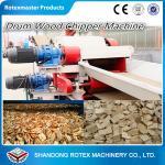 Buy cheap Wood Sawdust Log Machine , Sawdust Wood Grinding Equipment Crusher from wholesalers