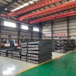Buy cheap EN1398 Pull Chain Loading Dock Leveler I Beam Reinforcement Ribs from wholesalers