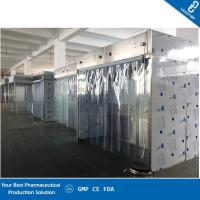 Buy cheap Pharmaceutical Factory Clean Room Equipment Negative Pressure Weighing Room from wholesalers