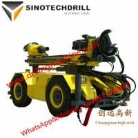 Buy cheap Cy-umd Series Underground Dth Drilling Machine 0.6 - 2.4 Mpa Ac380v 22kw from wholesalers
