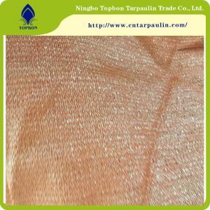 China Manufacturer Green shade net price / waterproof shade net / HDPE sun shade net on sale