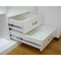Buy cheap SD-3509 three-fold drawer runner slides from wholesalers