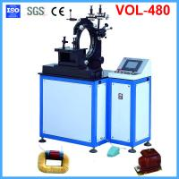 Buy cheap prompt delivery coil winding machine for potential transformer from wholesalers