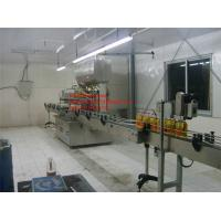 Buy cheap Sunflower oil filling machine manufacturer/Automatic oil filling line from wholesalers