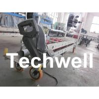 Buy cheap Custom Portable Downspout Machine for Rainwater Downpipe, Water Pipe from wholesalers