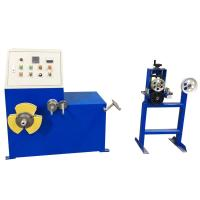 Buy cheap Enameled Automatic Cable Coiling Machine Aluminum Alloy Easy Operation  cable manufacturing equipment from wholesalers