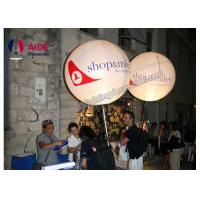 Buy cheap Logo Print Blow Up Balloon Inflatable Walk Ball Outdoor Display For Advertising Show from wholesalers