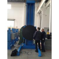 Buy cheap Lifting Rotary Welding Positioners Heavy Duty For Metal Welding from wholesalers