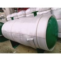 Buy cheap High Pressure Compressed Air Storage Tank , Pressurized Compressed Air Receiver Tank product