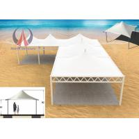 Buy cheap Membrane Sail Tensile Structure Architecture For Toll - Gate Water Resistance from Wholesalers