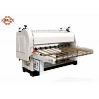 Buy cheap Cardboard Sheet Cutter / Rotary Corrugated Sheet Cutting Machine from wholesalers