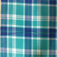 Buy cheap 100% Cotton Flannel Yarn Dyed Fabric Skin Friendly For Girls And Women Dress from wholesalers