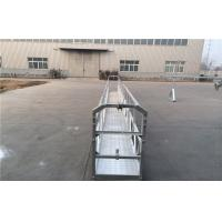 Buy cheap High Speed Suspended Access cradle scaffolding Platforms 2M x 2 Sections from wholesalers