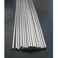 Buy cheap Gr1 and Gr2 Titanium Seamless Pipe , ASTM B337 , ASTM B338 from wholesalers