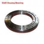 Buy cheap tower crane Slewing bearing, turntable bearing manufacturer, slewing ring for crane from wholesalers