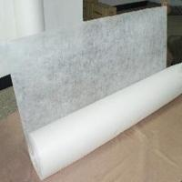 Buy cheap PVA Material Interlining Cold Water Soluble Non Woven nonwoven fabric For Embroidery Backing from wholesalers